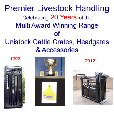 Celebrating 20 years of the Multi Award Winning Unistock Range