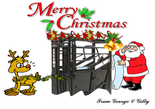 Happy Christmas from Premier Livestock Handling