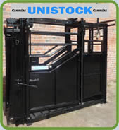 Unistock Extended Cattle Squeeze Crate 9
